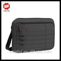 Designer waterproof shoulder strip documents messenger bags pc tablet carry bag