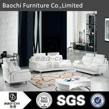 Italian top grain leather latest corner sofa design N299