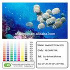 High Quality Backlit PET Film ECO for digital printing in Roll Indoor/outdoor use,Digital printing media PET Film