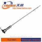 professional yagi fiber glass telescoping antenna mast