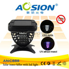 Indoor And Outdoor Solar Mosquito Killer With LED Light