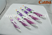 High quality ceramic coating colored knives