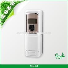 Automatic perfume LCD digital air freshener dispenser