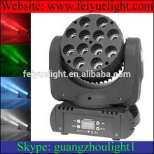 Professional DJ Lighting Quand 4in1 Cree RGBW Beam Wash 12x10w LED Mini Moving Head