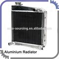 Para rover mini cooper 1275 mt 1973-1991 com radiador ventilador interruptor mtsomente radiador de vácuo