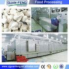 frozen jackfruit / quick freeze machine / blast freezer for sale