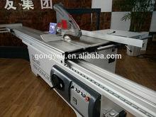 precision sliding table panel saw