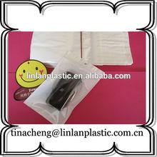 mobile phone case zip bag packaging/Samsung accessories plastic zipper bag