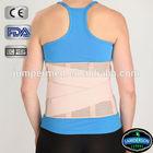 highly vented neoprene waist trimmer slim belt