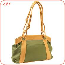 Genuine leather custom logo handbags