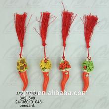 Europe pepper pendant gift, decoration