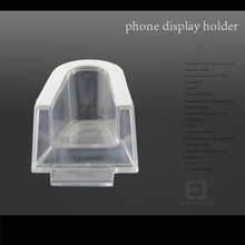 Clear Acrylic Cell Phone Holder Show Stand Retail Shop