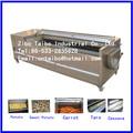 industrielle du manioc peeling et machine de découpe