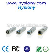 Hot sale Allied Telesis SFP fiber optic ethernet Transceiver modules 20km 1 Gigabit SFP 9 Micron AT-SPBD20-13/I