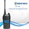 td-v80 5 واط talkei اسلكي الراديو ثنائية الاتجاه الاتصالات