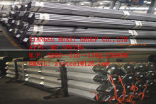 Manufacturer water and oil field carbon steel Black galvanized Welded Steel Pipe