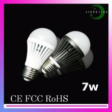 2014 hotsale! low price warm white bulb lamp High power led 7w 600lm e27