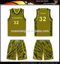 2014 wholesale customized basketball uniform popular youth basketball jersey