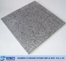 Anti Slip Outdoor Floor G684 Flamed Cinese Granite Floor Tiles