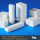 wearable artificial hard alumina lining bricks for ball mills