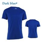 promotion custom wholesale o-neck plain t shirts free samples