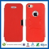 Wholesale New 2014 Phone Acessories cell phone protector leather case for iphone 5