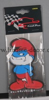 Specialize manufacture custom hot sale car air fresheners wholesale