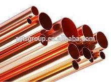 Standard export AC copper pipe / 15mm copper tube price