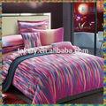 Fanshion 2014 los patrones de conjuntos de ropa de cama de cama&& hojas cubiertas de cama