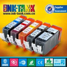 pgi-725 cli-726 compatible ink cartridge for canon ip4870 printer