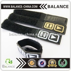 Printed nylon velcro cable tie bandages