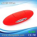 لعبة الركبي لكرة القدم s-624 تصميم مصغر محمول محمول المتكلم لآيفون بلوتوث s3 s4 htc