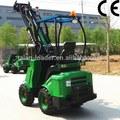 Máquinas agrícolas mini-tractor com balde