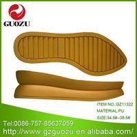 air cushion shoe soles