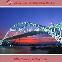 portable steel structure bridge