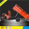 Hydraulic tipper reverse 3 wheel trikes for adult