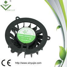 2014 new design internal notebook cooler fan XD002 cpu cooling fan