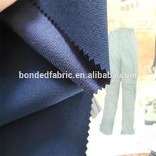Waterresistant 4 way stretch rayon nylon spandex fabric