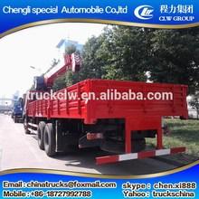 Discount best selling 3 wheels truck mounted crane