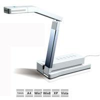 Education equipment flexible camera arm and head portable visual presenter