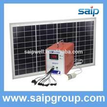 Solar System solar power & water powered generators