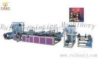 Upscale manual paper bag making machines