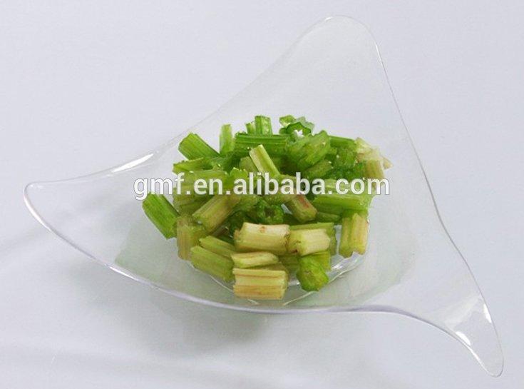 2014 novos produtos mini-descartáveis festa prato