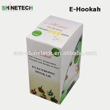 Hotsale factory Price 800 puffs e cigarettes e hookah table