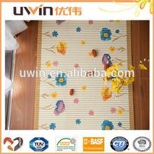Living room floor mat with pvc material anti-slip foam exercise floor mat