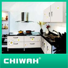2014 Modern mini kitchen cabinet for wholesale