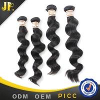 Free shipping 3 pcs 22 inch JP Hair high quality virgin mongolian hair 5a great length hair extensions
