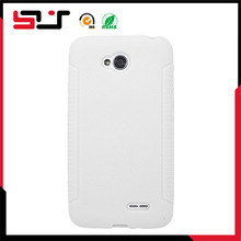 Fashion design cellphone back protector cover L70 silicone case