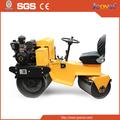 maquinaria de construcción honda gx160 solo tambor rodillo de bicicletas de honda