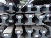 UIC60 railway steel rail track manufacturer